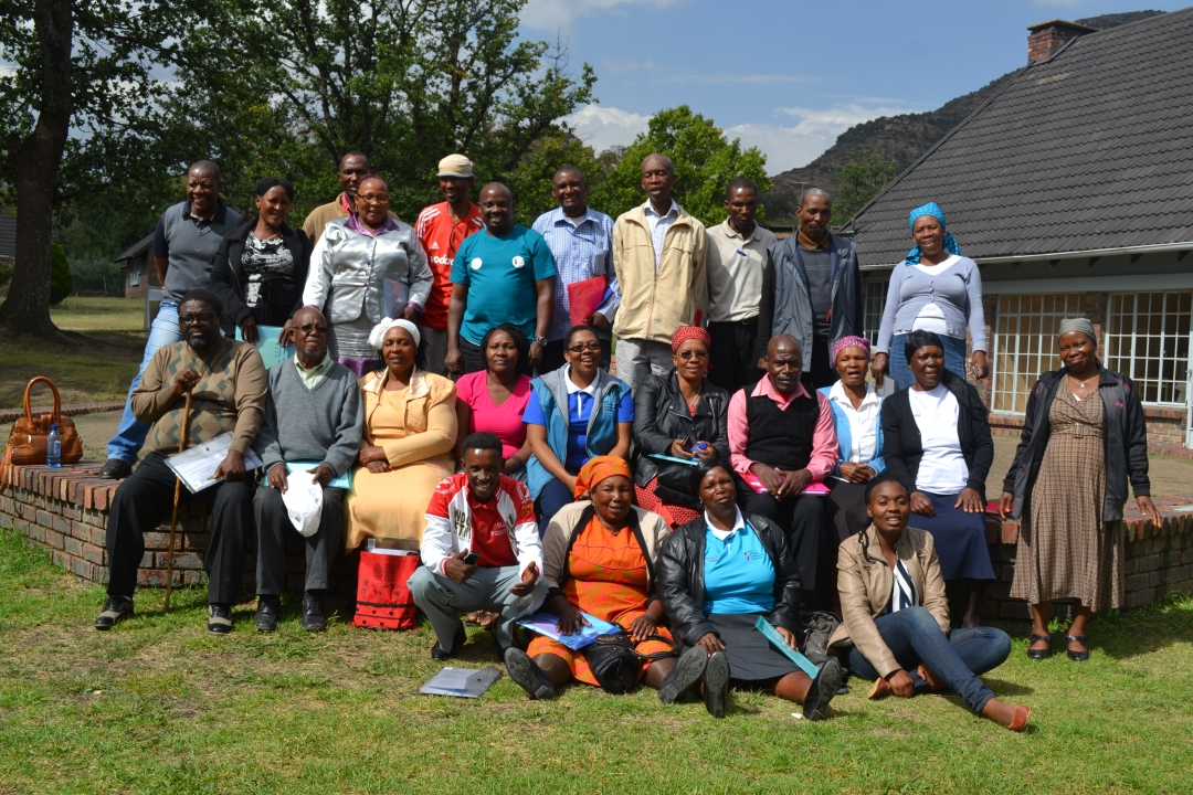 Mafeteng District Farmers Forum