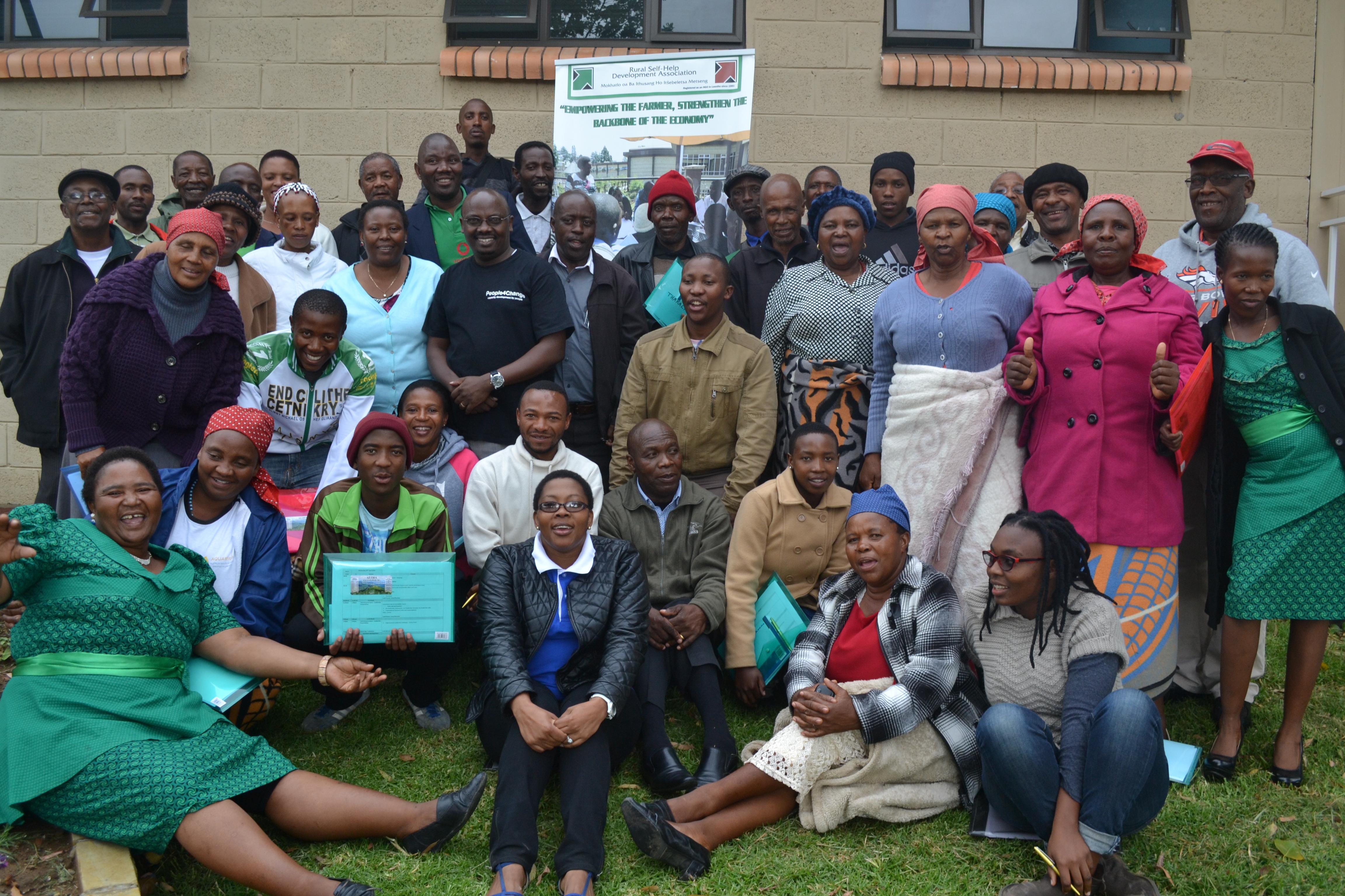 Maseru Agricultural District Unity Association-1